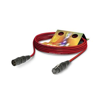 Sommer Cable SGCE-2000 RT Microphone Cable 20m red, HICON Product Image