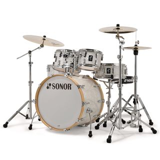 Sonor AQ2 Stage Set WHP White Pearl Product Image