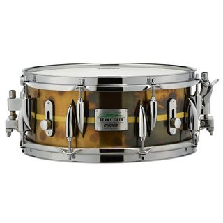 "Sonor Benny Greb Snare 2.0 13""x5,75"" Vintage Brass Product Image"