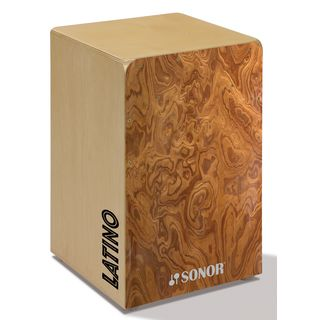 Sonor Cajon Latino CAJ WR, Walnut Roots Produktbillede