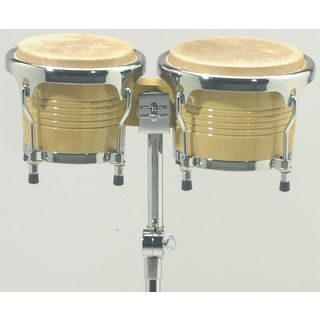 "Sonor Champion Bongos CB78NHG 7"" & 8"" Natural Productafbeelding"