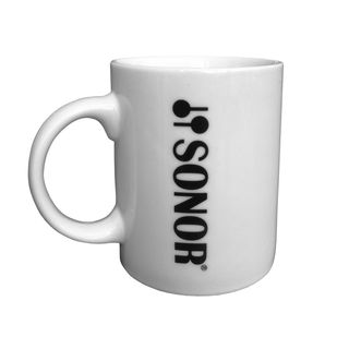 Sonor Coffe Mug - White Product Image