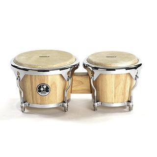 "Sonor Global Bongos GBW7850NM 7""+8 1/2"", Natural Matte Product Image"