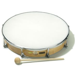 "Sonor Hand Drum CG THD 12 P, 12"", Plastic head Product Image"