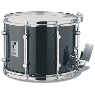 "Sonor Marching Snare MB1410CB, 14""x10"", B-Line Serie, black Produktbild"