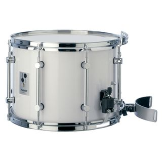 "Sonor Marching Snare MB1410CW, 14""x10"", B-Line Serie, white Produktbild"