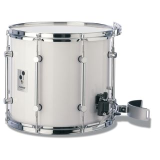 "Sonor Marching Snare MB1412CW, 14""x12"", B-Line Serie, white Produktbild"