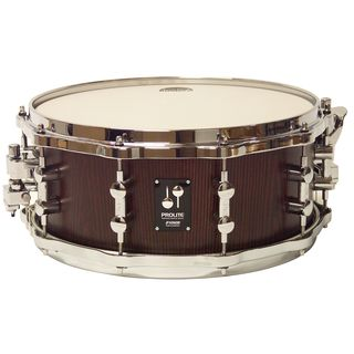 "Sonor ProLite Snare PL 12 1406 SDWD, 14""x6"", Nussbaum #76 Product Image"
