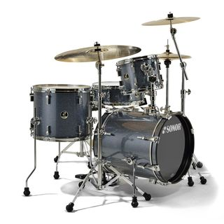 Sonor SSE 10 Safari ShellSet, Black Galaxy Sparkle Produktbillede