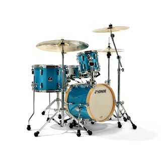 Sonor SSE 13 Martini ShellSet, Turquois Galaxy Sparkle Product Image