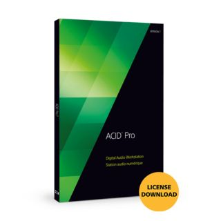Sony Acid Pro 7 (Licensecode) Product Image