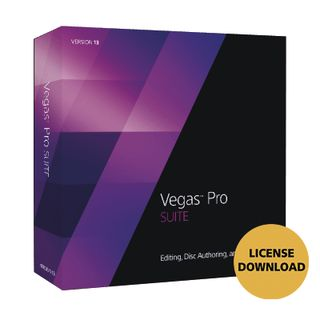 Sony VEGAS Pro 13 SUITE (Licensecode) Product Image