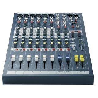 Soundcraft EPM6 Multi-Format Mixer    Product Image