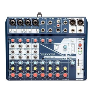 Soundcraft Notepad 12FX Product Image