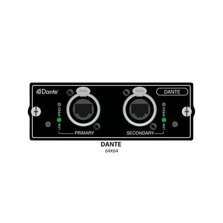 Soundcraft Si DANTE Karte Si-Compact/Expression/Perf. Product Image