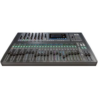 Soundcraft SI Impact 32 Kanal, Fader Glow Product Image