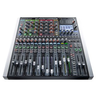 Soundcraft SI Performer 1 with DMX512 Port, 16 Fader Product Image