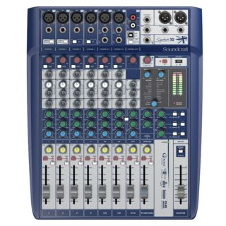 Soundcraft Signature 10 incl. Ableton LiveLite Product Image