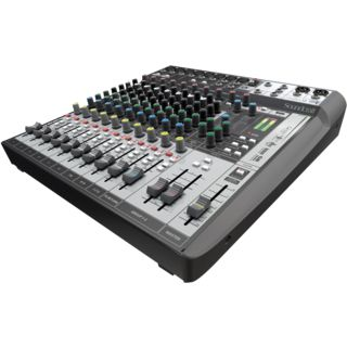 Soundcraft Signature 12 MTK mixer incl.Ableton LiveLite Software Productafbeelding