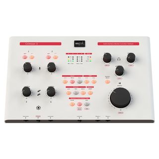 SPL Electronics Crimson 3 white Product Image