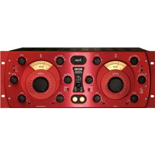 SPL Electronics IRON red Mastering Compressor Product Image