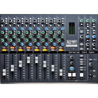 SSL Solid State Logic XLogic SuperAnalogue X-Desk Summing Mixer Product Image