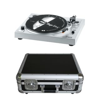 Stage Line DJP-104USB + Case - Set Product Image
