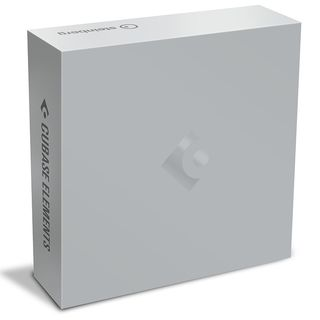 Steinberg Cubase Elements 10 Boxed Produktbild