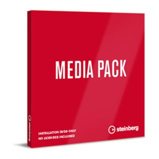 Steinberg Media Pack WaveLab Pro 9.5 Mastering Software Product Image