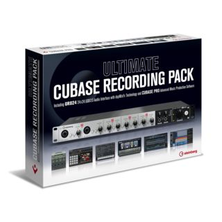 Steinberg Ultimate Cubase Recording Pack Product Image