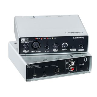 Steinberg UR12 USB Audio-Interface Product Image