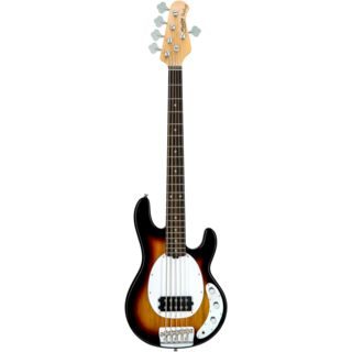 Sterling by Music Man Ray25CA RW StingRay5 Classic (3-Tone Sunburst) Product Image