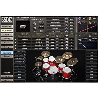 Steven Slate Steven Slate Drums 5 License Code Product Image