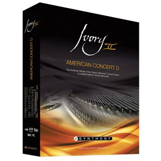 Synthogy Ivory II, American Concert D Virtual Piano Product Image