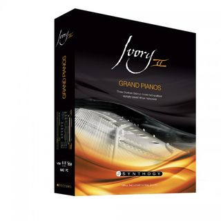 Synthogy Ivory II Grand Pianos Virtual  Instrument   Produktbillede