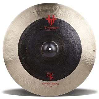 "T-Cymbals Dancing Devil Ride 22"" Product Image"