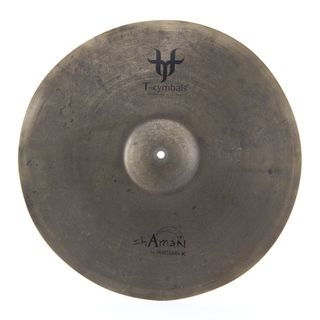 "T-Cymbals Janissary-X Shaman Ride 22""  Product Image"
