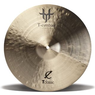 "T-Cymbals T-Classic Light Crash 16"" Product Image"