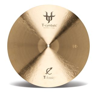 "T-Cymbals T-Classic Medium Ride 20""  Product Image"