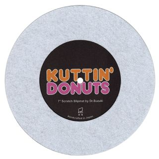 "Tablecloth Dr. Suzuki 7"" Kuttin Donuts Product Image"