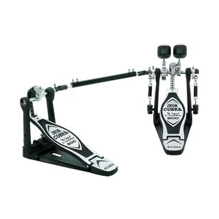 Tama Double Kick Pedal Iron Cobra, HP600DTW, Duo Glide Product Image