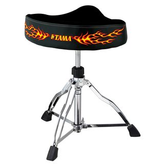 Tama Hocker FirstChair HT530CFE, Hot Seat Reissue, Flammen Product Image
