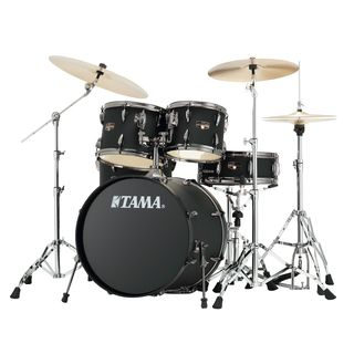 Tama Imperialstar IP50H6N, Blacked Out Black, Black HW Product Image