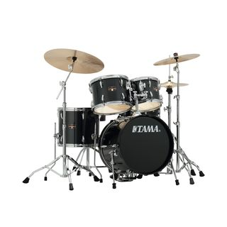 Tama Imperialstar IP58H4N Hairline Black Product Image