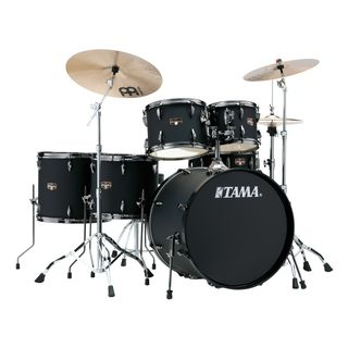 Tama Imperialstar IP62H6N, Blacked Out Black, Black HW Product Image