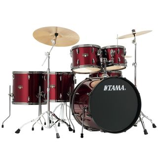 Tama Imperialstar IP62H6N, Vintage Red, Black HW Product Image