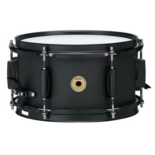 "Tama Metalworks Black Steel Snare 10""x5,5"" Product Image"