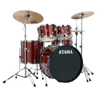 Tama Rhythm Mate RM50YH6, Red Stream #RDS Product Image