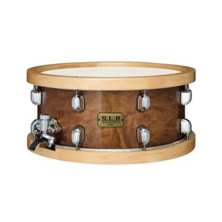 "Tama S.L.P. Studio Maple Snare, 14""x6.5"", Wood Hoops Product Image"