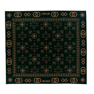 Tama TDR-OR Drum Carpet 180 x 200 cm Product Image